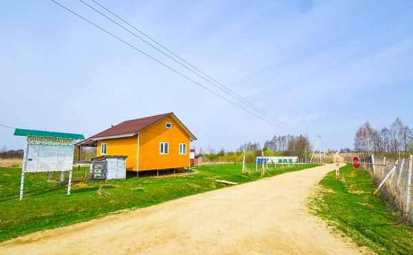 Земельный участок 12 соток в СНТ Гарутино Волоколамского района